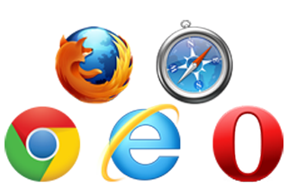 cross browsers